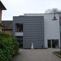 Centre d'éducation différenciée à Redange/Attert_ Façade latérale