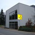 Centre d'éducation différenciée à Redange/Attert_ Façade avant