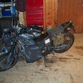 Yamaha FZ 750 Umbau auf Ratbike Fighter ??? ... low Budget Custom