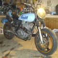 Honda XR 600 Totalumbau