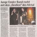 Emder Zeitung 24.08.2011