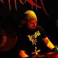 01.02.2014 Live auf dem dem TMC's Thrash N DEATH FEST, eingefangen von Kimberly Niemann