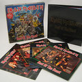 Iron Maiden Best Of The Beast Box Schuber mit Buch
