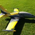 Skygate Viper Jet 2,4 m mit Haubenabdeckung von Kolja Zweering