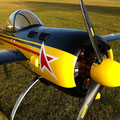 Krill Yak55M 2,6 m mit  DLA 112 und Radialgitter ( Müller-Propeller  25x12 3-Blatt 6300 U/min) von Jochen Bilgeri