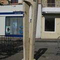 Torre, legno, cm 300 x 60 x 40 , Condrieu
