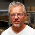 Bert Albrecht - Bäcker - seit 1996 bei Hutzel