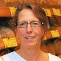 Gertrud Hansen - seit 1989 (mit Unterbrechungen) bei Hutzel