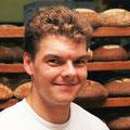 David Drüke - Bäcker - seit 2008 bei Hutzel