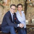 Die Gastgeber: Sasskia & Sebastian Bütow