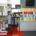 MIX Maschine für über 50'000 verschiedene Nuancen