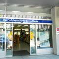 Unser Lokal an der Poststrasse 30 in Zug