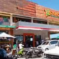 スハティ近くに最近オープンしたCOCOスーパーマーケット