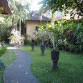 スハティの庭(敷地奥からの眺め)