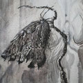 Nachtfalter 10 x 10 cm
