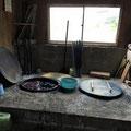 奄美は色んな作家さんが多い!藍や草木、泥染めをしている工房にもお邪魔しました。