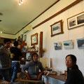 南のカフェでおしゃべり&ランチ