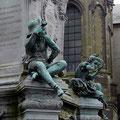 Monument à Antoine Watteau, © Joëlle Henocq