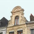 Maison des sirènes, détail / Photo LA