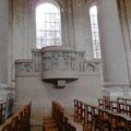 Arras, cathédrale, chaire style art moderne /JH