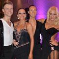 mit den Dancing Stars Vadim & Katrin