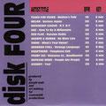 RAZORMAID! CD Boxset disk 4 tracklisting