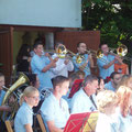 Posaunenquartett in der Musikschule