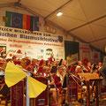 Blasmusikfestival in Schlema