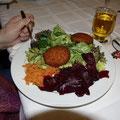 ...das Essen in Steckenroth war wieder spitze ...