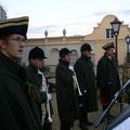 Unsere 5 Trompeter Harald, Stefan, Sabine, Wolfgang und Uwe