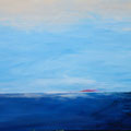 baltic sea • 3.7.2011 • Acryl auf Leinwand • 100 x 140cm