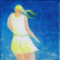 Frische Brise Acryl auf Leinwand • 15x15 cm