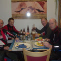 Peter, Hubi, Gerhard, Lorenz