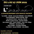Exposition L'Inachevé - Juin 2021