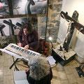 Chants baroques - Joëlle Balestriero au chant et Cédric Constantino au clavier