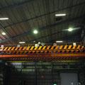 ホイスト式ダブルレール形天井クレーン⑥補巻付 全インバータ制御