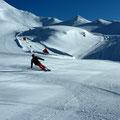 Skifahren im Tuxertal Feb 13