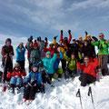 Spitzen Einsteigerweekend SAC Oberaargau Jan 13