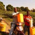 Approvvigionamento dell'acqua