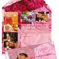 Rosenblüten Motiv