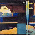 q16, 2008, Décalcage on wood, 130 cm x 130 cm >original available