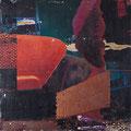 q15, 2008, Décalcage on wood, 130 cm x 130 cm >original available