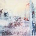 schemen1, 2013, Décalcage on MDF, 132 cm x 174 cm