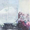 schemen4, 2013, Décalcage on MDF, 132 cm x 224 cm  >original available