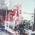 schemen1, 2013, Décalcage on MDF, 132 cm x 178 cm  >original available