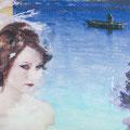 funkloch6, 2013, Décalcage on MDF, 110 cm x 158 cm  >original available
