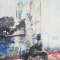 funkloch2, 2013, Décalcage on MDF, 110 cm x 174 cm  >original available