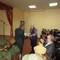 Вручение копии документов Галиевой В.Ш.