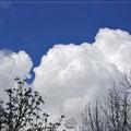 Wolken im April