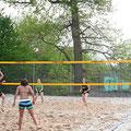 Beachball im Laguna Badeland, Freibad, Abenteuerschwimmbad und Sauna